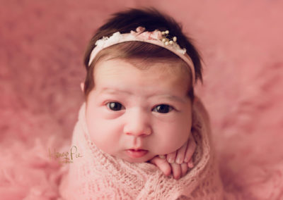 Newborn Photographer Pink